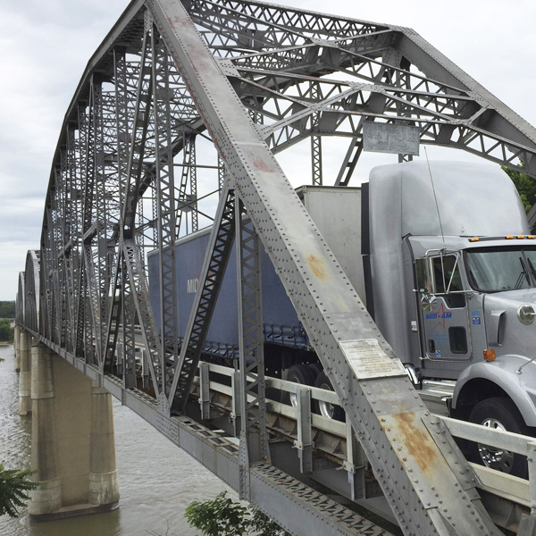 Champ Clark Mississippi River Bridge