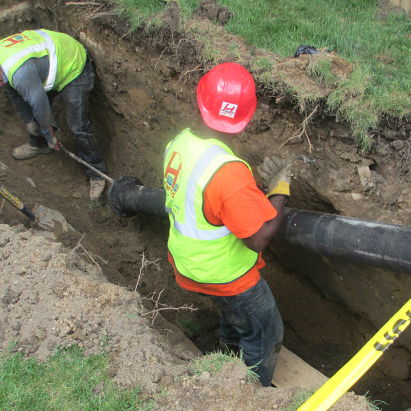 Askew Avenue Water Main Replacement