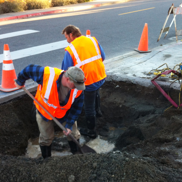 Bales to Belmont Road Water Main Replacement