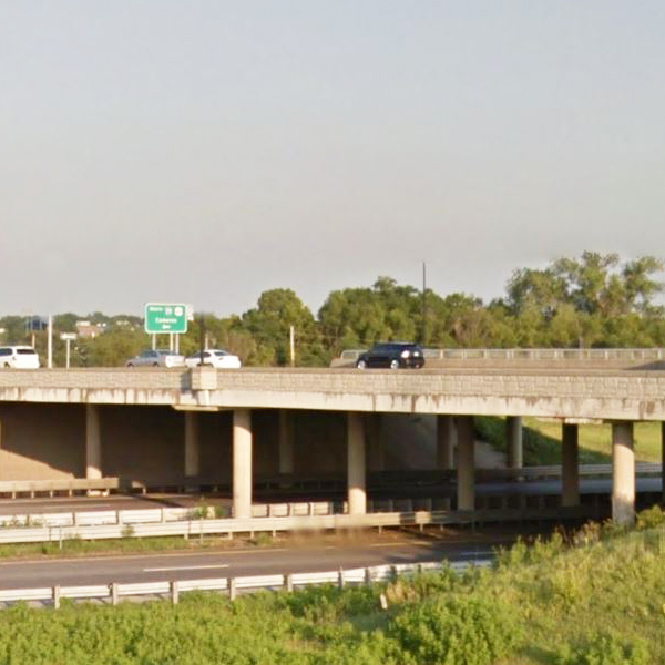I-35 & Route 152 Interchange - North Bridge