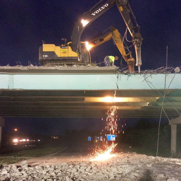 I-470 Bridge Rehabilitations - MOT