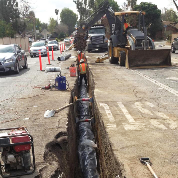 139th Street Water Main Replacement